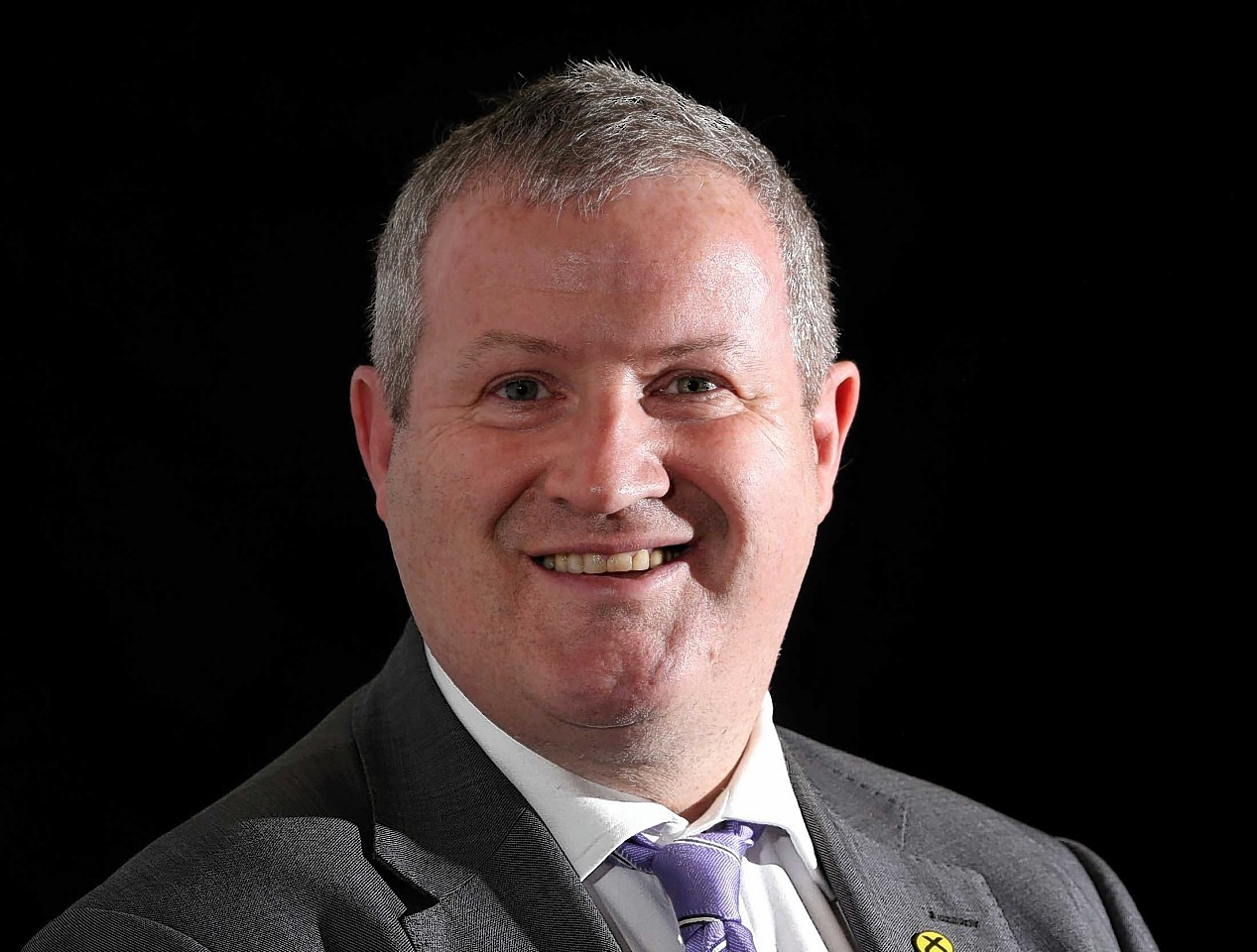 SNP MP Ian Blackford.