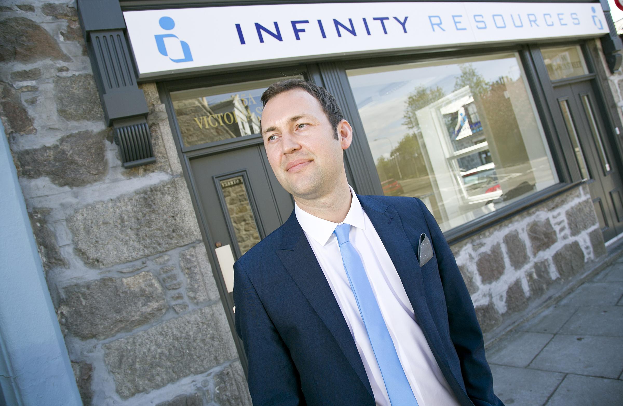 Infinity - Martin Finnie
