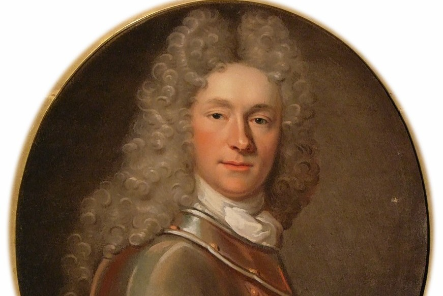 John Farquharson, 9th Laird of Invercauld.
