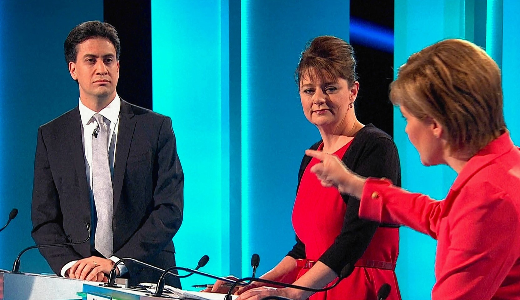Election 2015: TV election debate
