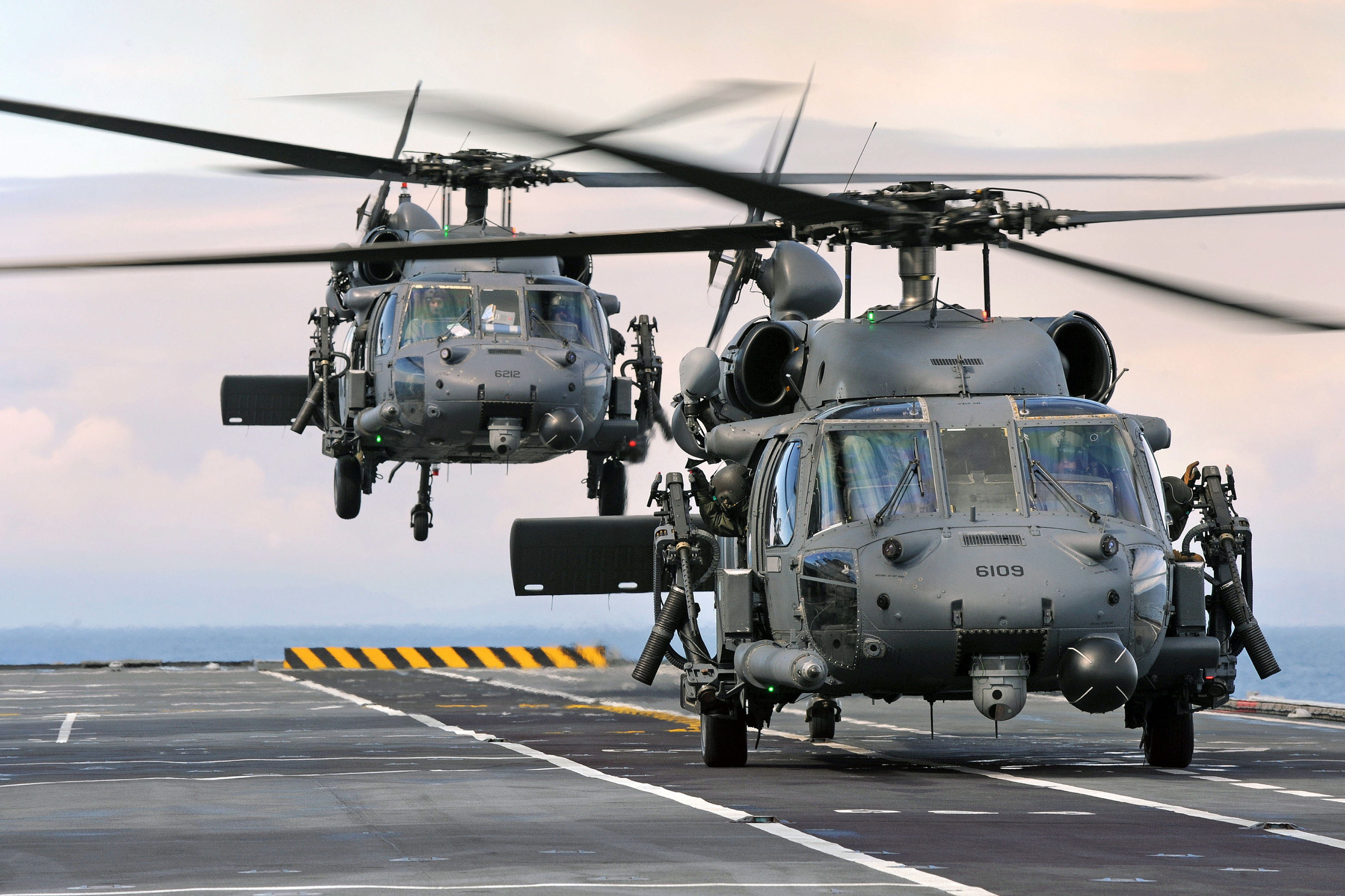 HMS Illustrious was taking part in Exercise Joint Warrior off the coast of Scotland in 2015.