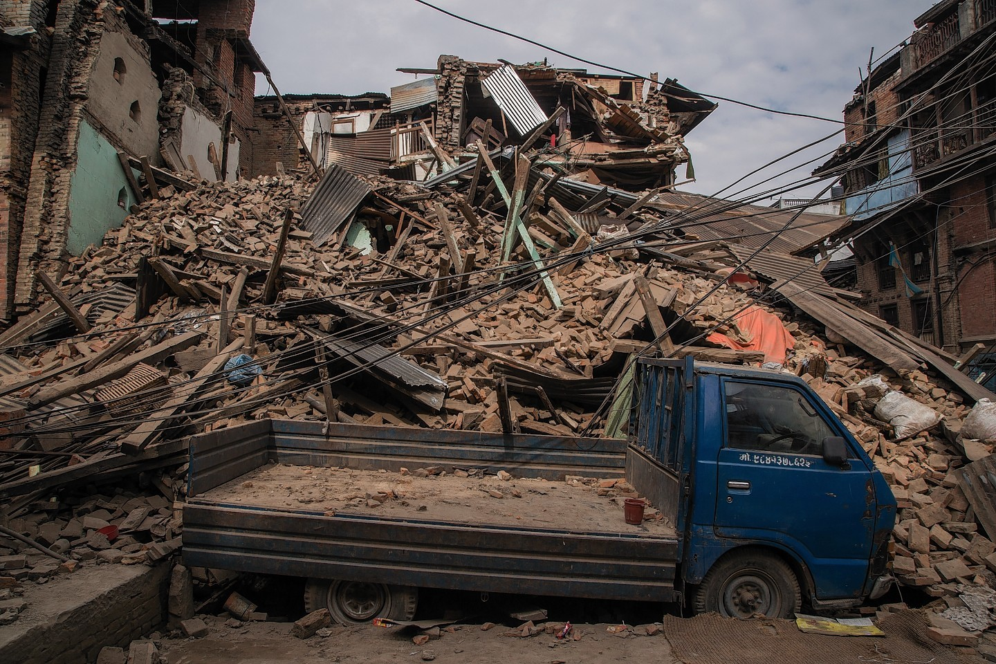 The Scottish Government has donated £250,000 towards the relief effort in Nepal.