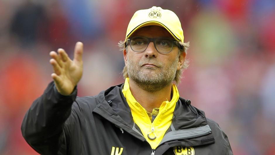 Jurgen Klopp will leave Dortmund this summer