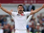 James Anderson has enjoyed himself in the Caribbean so far