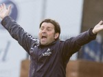 Paul Hartley was not impressed with Dundee's display