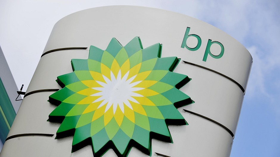 BP has been hit with an improvement notice