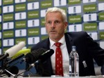 Coach Peter Moores, pictured, has claimed Kevin Pietersen is not 'on the radar' ahead of England's West Indies tour