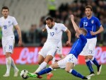 Andros Townsend's goalscoring display off the bench against Italy drew praise from manager Roy Hodgson
