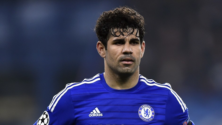 Diego Costa is among the nominees