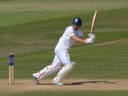Gary Ballance hit an unbeaten 81 to help England to victory