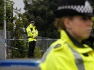 The remains of the baby boy were found on a path near Seafield Cemetery in Edinburgh in July 2013