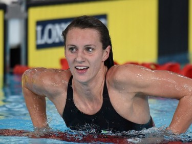 Jazz Carlin won the 200m freestyle to claim her third gold at the 2015 British Championship