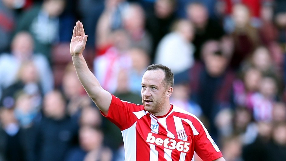 Stoke City's Charlie Adam has put pen to paper on a new deal