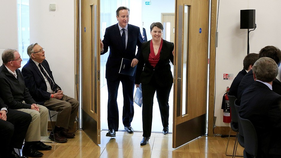 Ruth supports the PM's EVEL plan