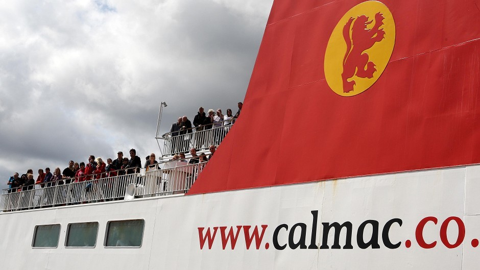 CalMac staff are due to walk out next Friday