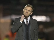 St Mirren manager Gary Teale, pictured, hailed his young stars