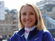 Paula Radcliffe will run with the amateurs on Sunday