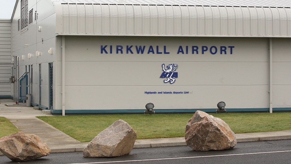The significant of Kirkwall Airport will be explored at an event next month