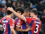 Bayern Munich are celebrating a 25th Bundesliga crown