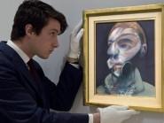 Self-Portrait (1975) by Francis Bacon