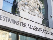 Yahya Rashid appeared at Westminster Magistrates' Court