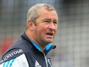 England assistant coach Paul Farbrace is not looking too far ahead