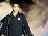 Novak Djokovic is through to the semi-finals of the Miami Open