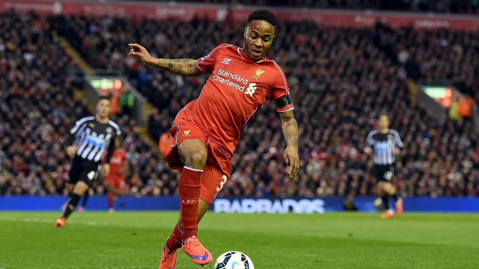 Liverpool midfielder Raheem Sterling has spent fortunes on his home to ensure it sees to all his leisure needs