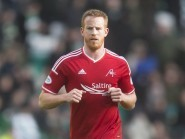 Adam Rooney's 27th goal of the season gave Aberdeen victory