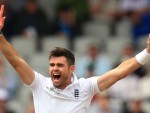 Record-breaker James Anderson will play for England in the second Test against the West Indies