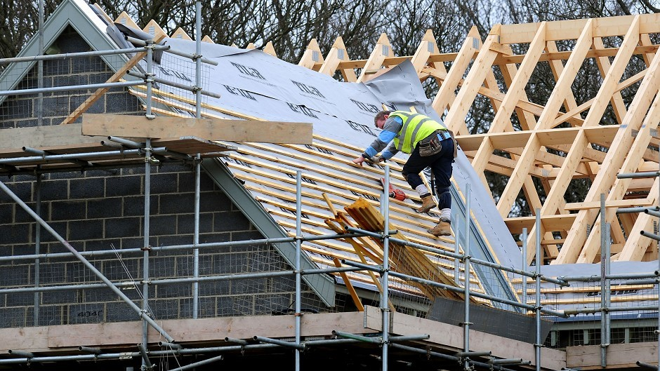 Construction growth has stalled