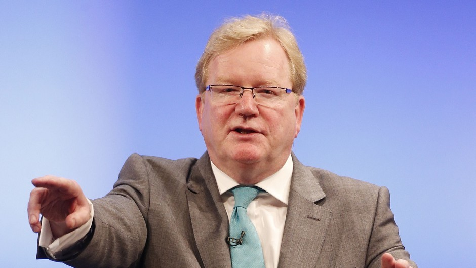 Conservative interim leader Jackson Carlaw