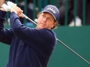 Phil Mickelson will not be competing at TPC Harding Park