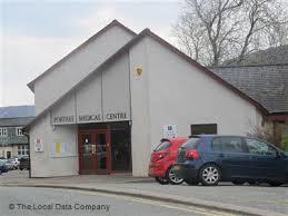 Portree Hospital on the Isle of Skye