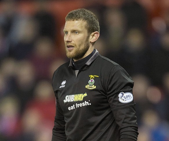 Caley Thistle keeper Ryan Esson is to receive a testimonial match.