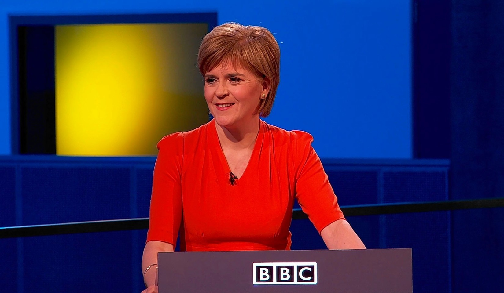 Nicola Sturgeon was quizzed this evening