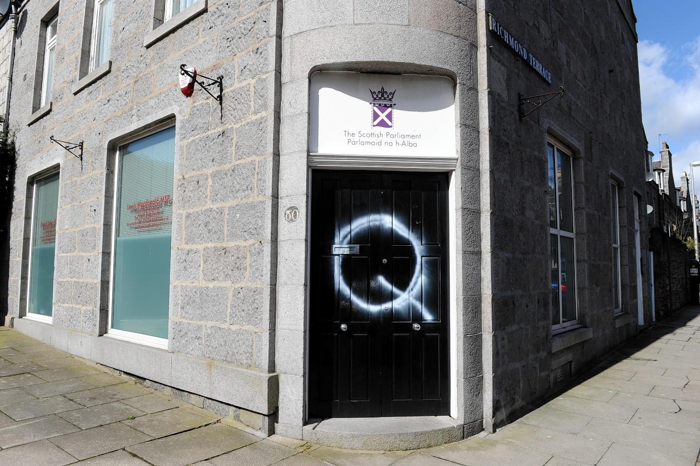 The-Scottish-Parliament-office