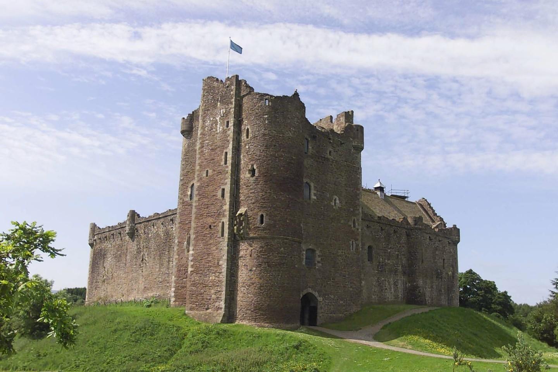 Doune Castle, near Stirling