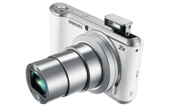 The best connected camera out there -  Samsung's Galaxy camera II