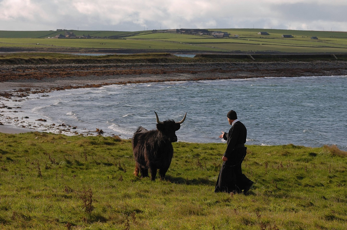Orkney has been name don the best islands of European travellers