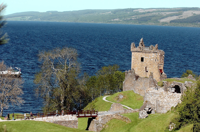 Loch Ness is a major tourist destination.