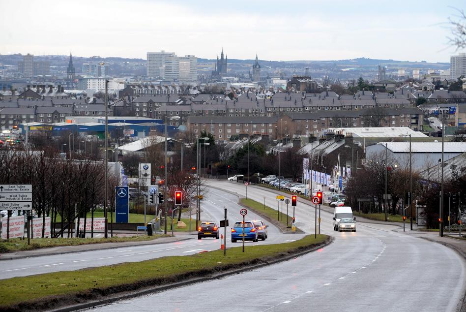 Wellington Road, Aberdeen