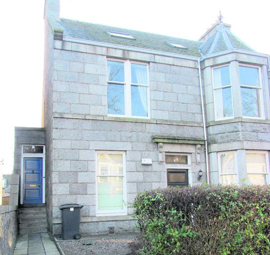 49 Devonshire Road, Aberdeen