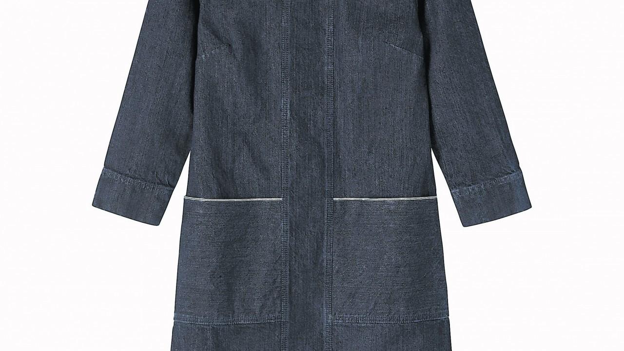 Toast Hiro Denim Dress, £135 (www.johnlewis.com)