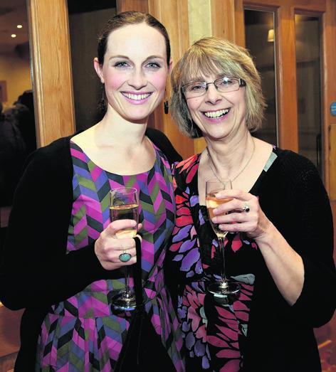 Eilidh MacKay and Agnes McGowan