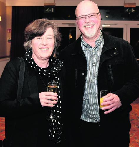 Vivian Spreadborough and Andrew Pennington