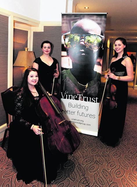 The Belgrave Trio: Laurel Renton, Hannah Renton and Anna Morrison