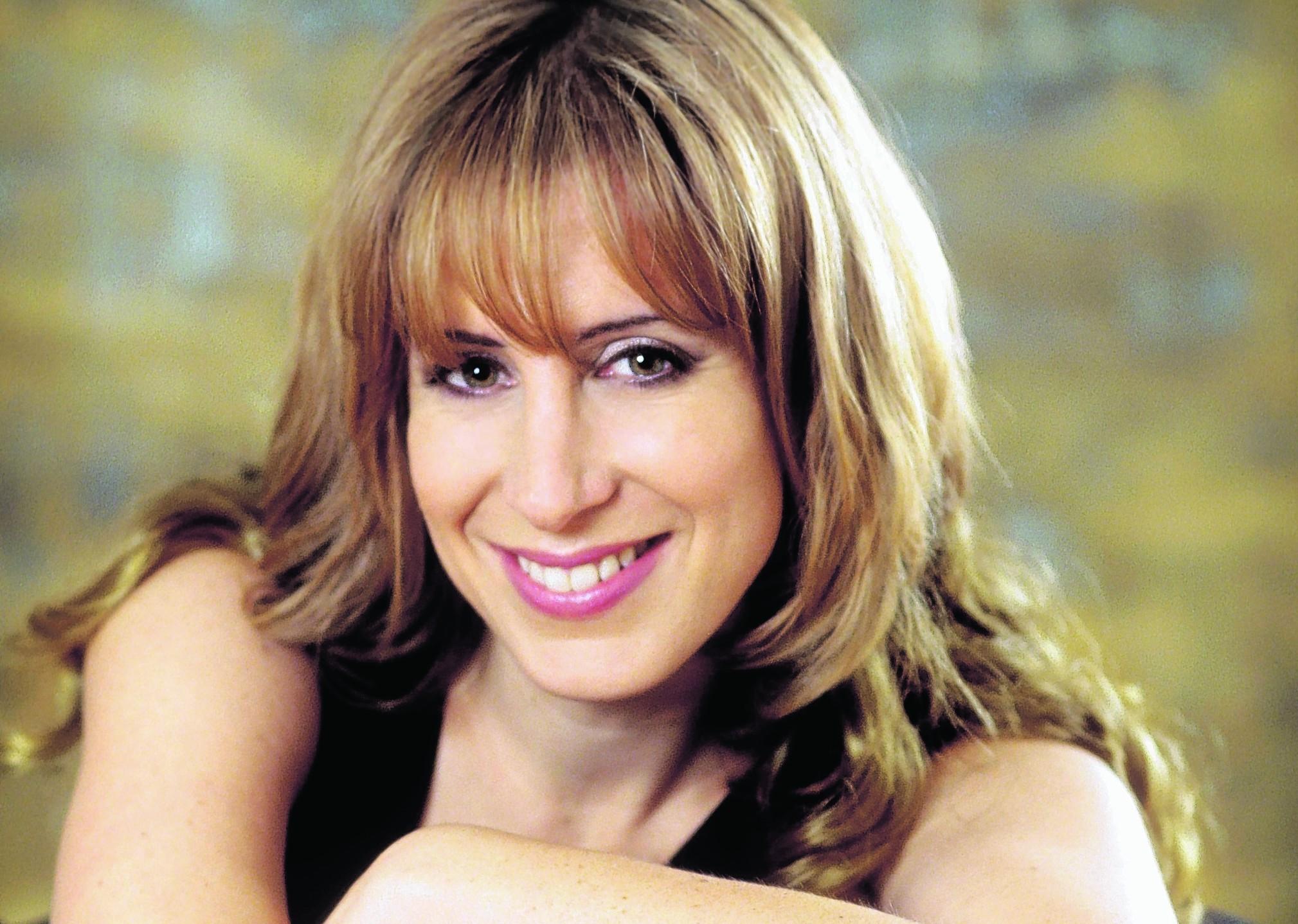 Argentinian pianist Ingrid Fliter
