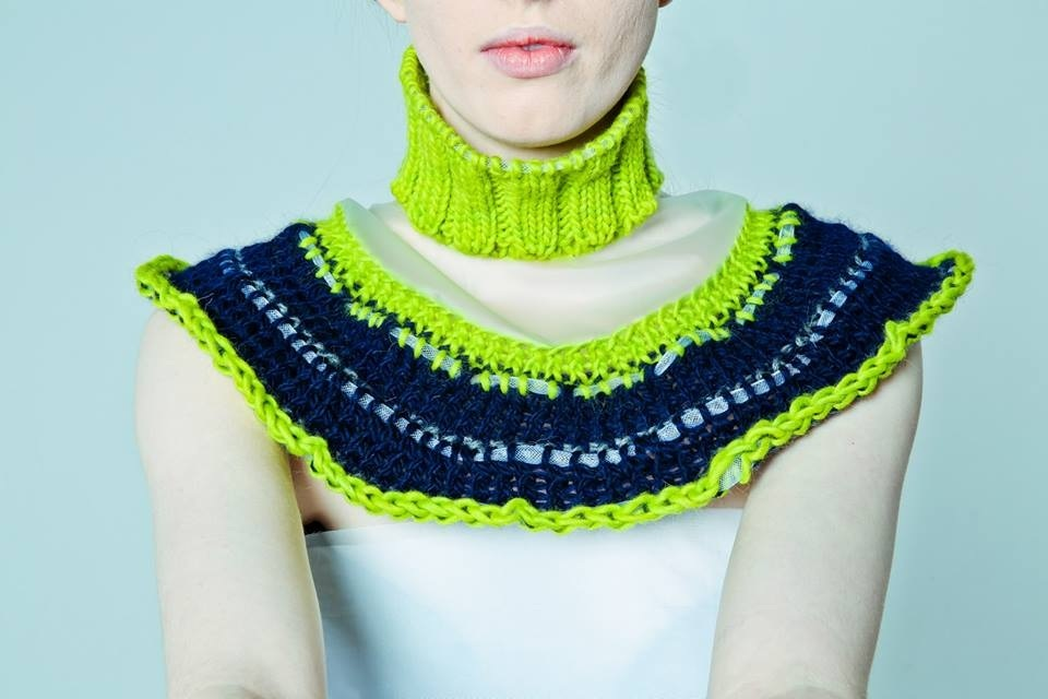 One of Anna Cuinu's designs