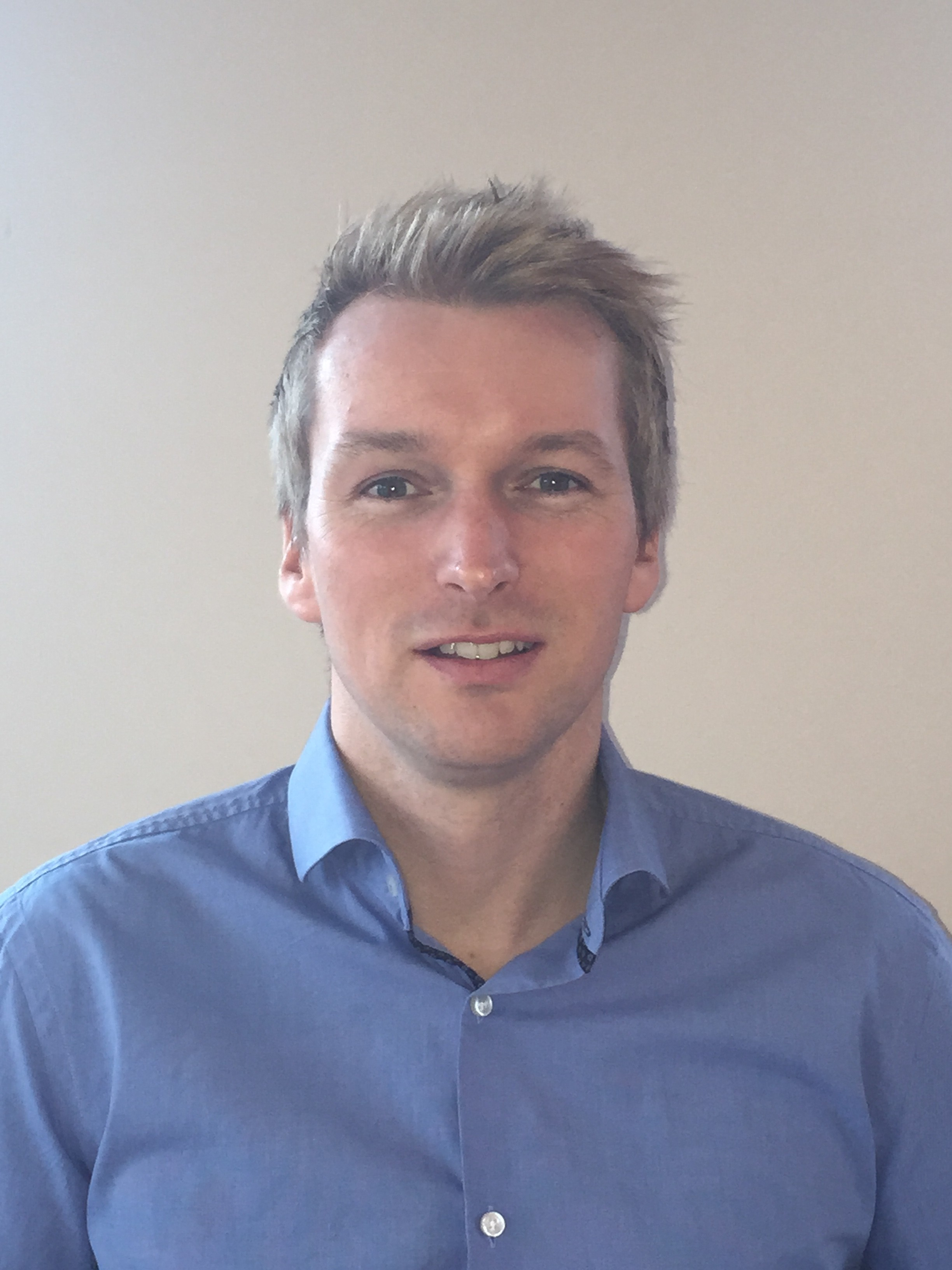Operations Director Ben Wilson described Jamie Kerr as one of their brightest